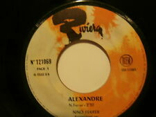 "nino ferrer""alexandre""single7""or.fr.biem.juke-box.riviera:121069 de 1966"