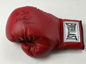 MICHAEL MOORER Heavyweight Champion AUTOGRAPHED Boxing Glove