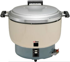 GRC-55, RICE COOKER, GAS, 55 CUPS