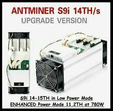 MiningCrate.Com - Antminer S9i 14TH/s & BITMAIN APW3 power supply - GRADE A++