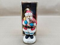 Santa Claus Father Christmas 1920 Ceramic Ornament 1984 Reproductions Inc.