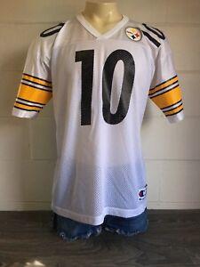 Steelers Stewart Jersey Vtg Champion NFL Football Pittsburg #10 Kordell Shirt 44