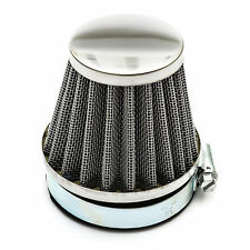 60cmm 58mm KN Air Filter Silver Mini Moto Water Cooled B1 Replica Bike Dellorto