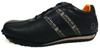 Timberland Mens Shoes Gram Mercy Black 43503 Leather Sneakers Casual