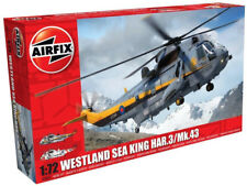 Airfix Westland Sea King HAR.3/Mk.43 1:72 Scale Plastic Model Helicopter A04063