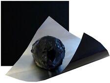 35 Feuilles Noir 100x100 Multicolore Aluminium Chocolats Einwickelfolie Certifié