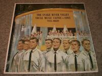 The Snake River Valley Vocal Music Clinic 1963~RARE Private Choir~FAST SHIPPING!