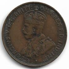 Britain State of Jersey One Twelfth Of A Shilling K.G. V Coin - 1923