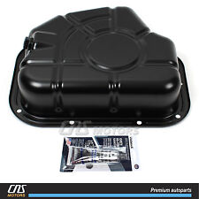 Engine Oil Pan w/ Silicone for 06-10 Hyundai Santa Fe Optima Rondo 2.7L V6 G6BA