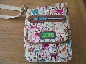 Lily bloom shoulder bag  -  postage available