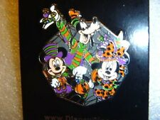 Disney pin - My First Halloween Starter Set - Mickey, Minnie, and Goofy Pin ONLY