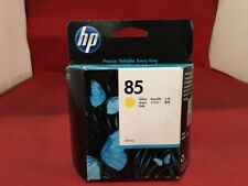 C9427A 85 Genuine New HP Yellow Ink DesignJet 10PS 20PS 30 50PS 90 120 130 %