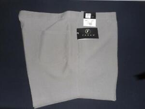 Mens Farah Pants Shorts - Putty - Size W122