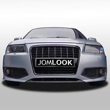Audi A3 8L Single Frame Stoßstange vorne Frontschürze incl. Kühlergrill schwarz