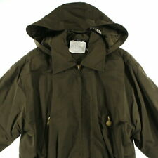 Chanel Logo Lining Hooded Coat Ghana P2938 Previously Owned No.7309