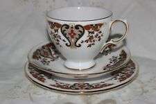 Vintage Colclough  English Chine Trio Tea Cup soucoupe plate Royale 8525