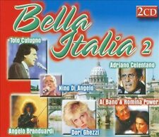 VARIOUS ARTISTS - BELLA ITALIA, VOL. 2 [B.R. MUSIC] USED - VERY GOOD CD