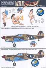 Kits World Decals 1/72 CURTISS P-40F WARHAWK 79th FG North Africa Part 1