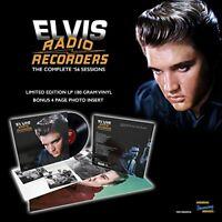 Elvis Presley - Radio Records - The Complete '56 Sessions [VINYL]