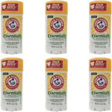 Arm & Hammer Essentials Natural Deodorant for Men and Women Fresh 2.5 Oz