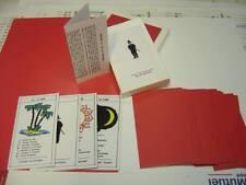 Oracle Spirite - carte divinatoire  - jeu de spiritisme - Ré-édition