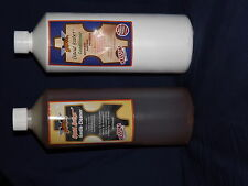 Gliptone Liquid Leather Conditioner & Cleaner - 1 Litre - Twin Pack
