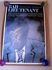 Bad Lieutenant: Port of Call New Orleans - Alan Hynes - Mondo - RARE!