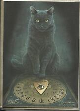 HIS MASTER'S VOICE GREETING CARD BY LISA PARKER- BLANK GREETING CARD