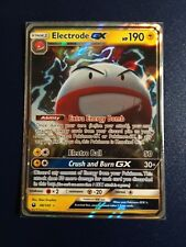 Electrode GX 48/168 Celestial Storm - Ultra Rare Near Mint Pokemon Card