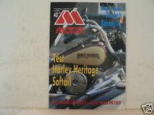MO8740-HD HERITAGE SOFTAIL,TRIUMPH BONNEVILLE,SUZUKI GSX1100F,BOL D'OR ENDURANCE