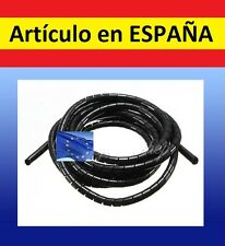 1m Organizador cables espiral informatica electronica junta rigida informatica