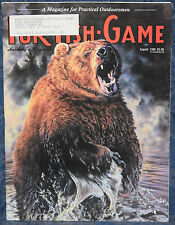 Magazine *Fur-Fish-Game* AUGUST, 1999 *Very Good Conditions* !FREE SHIPPING!