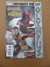 Assault On New Olympus : Prologue 1 . One Shot .  Marvel 2010 .VF