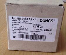 DUNGS CONTROLLER GW2000A4HP