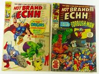 MARVEL Comics NOT BRAND ECHH (1967) #3 5 SILVER AGE Ships FREE!