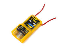 OrangeRx R610 V2 6Ch 2.4GHz Orange RX Receiver w/CPPM Compatible DSM2 Multirotor