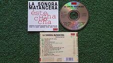 "Cuban Jazz LA SONORA MATANCERA ""Este Cha Cha Cha"" ORIGINAL 1994 CD Celia Cruz"