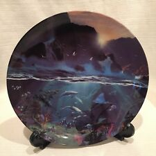 "The Bradford Excange Collectors ""Sea of Light"" Plate"