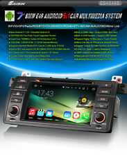 ERISIN ES4046B AUTORADIO GPS ANDROID 5.1 QUAD-CORE BMW E46 WIFI 3G DAB NO DOGANA