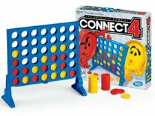 Connect 4 Four Kids Board Game Classic Family Fun Fast Easy Paced Toys 2-DaySHIP