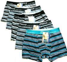 5 Stck. Jungen Boxershorts Unterhose Baumwolle Unterwäsche  Gr. 158 164 170