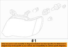 FORD OEM 06-10 Explorer-Headlight Assembly 6L2Z13008BA