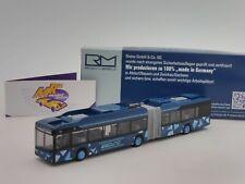 "Rietze 76701 # Solaris Urbino 18´19 Electric Vorführdesign Handel "" blau "" 1:87"