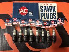 Olds 442 Cutlass W30 400 CID W31 350 CID AC R43S Spark Plugs Early NOS
