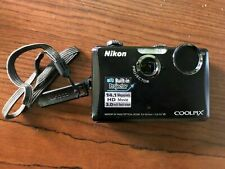 NIKON COOLPIX S1100PJ 14.1MP 5X ZOOM CAMERA WITH BUILT IN PROJECTOR