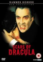 Nuevo Scars Of Dracula DVD (OPTD0637)