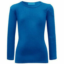 T-shirt bleu pour fille de 3 à 4 ans
