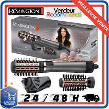 Remington Brosse à Cheveux Rotative Soufflante Chauffante Volume Keratin Protect