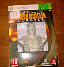 Duke nukem forever edition balls of steel limited Collector  [Complet] 360