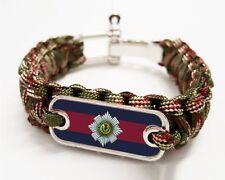 Scots Guards  Paracord rope Bracelet